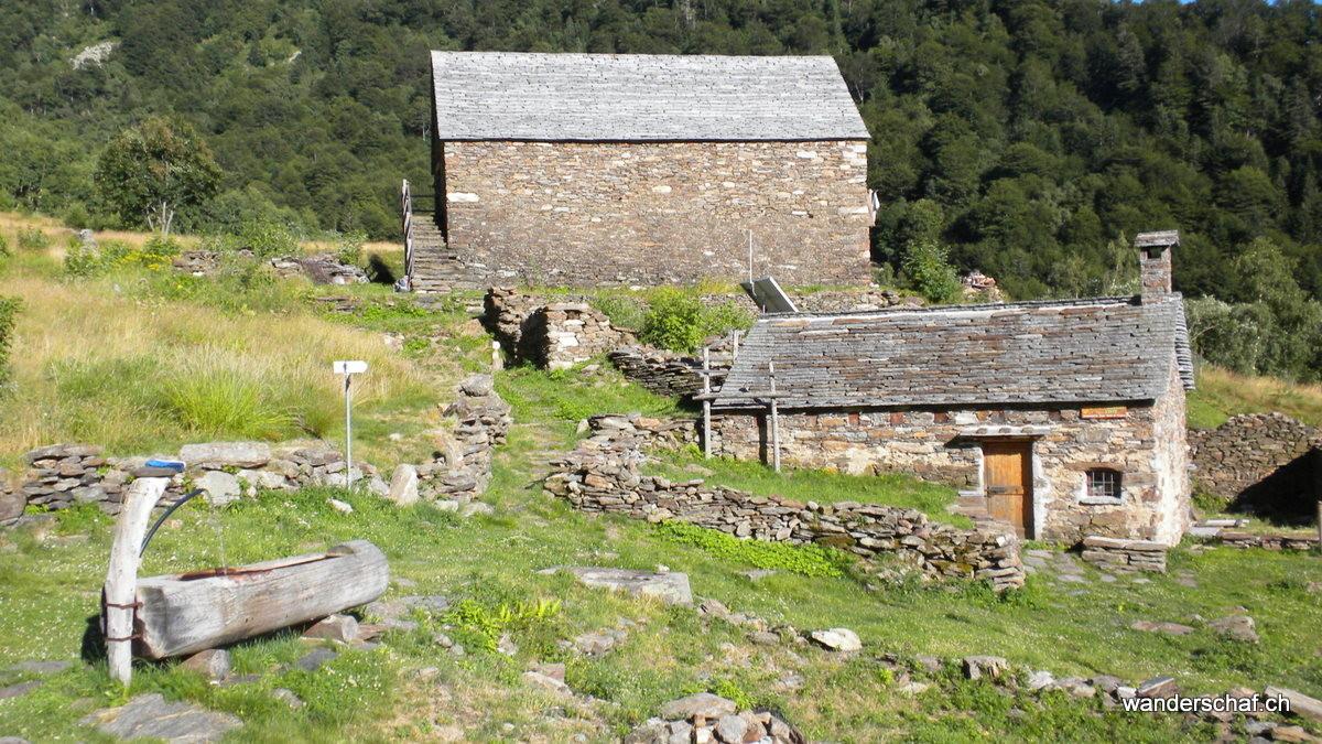 Bivacco Alpe Vald....