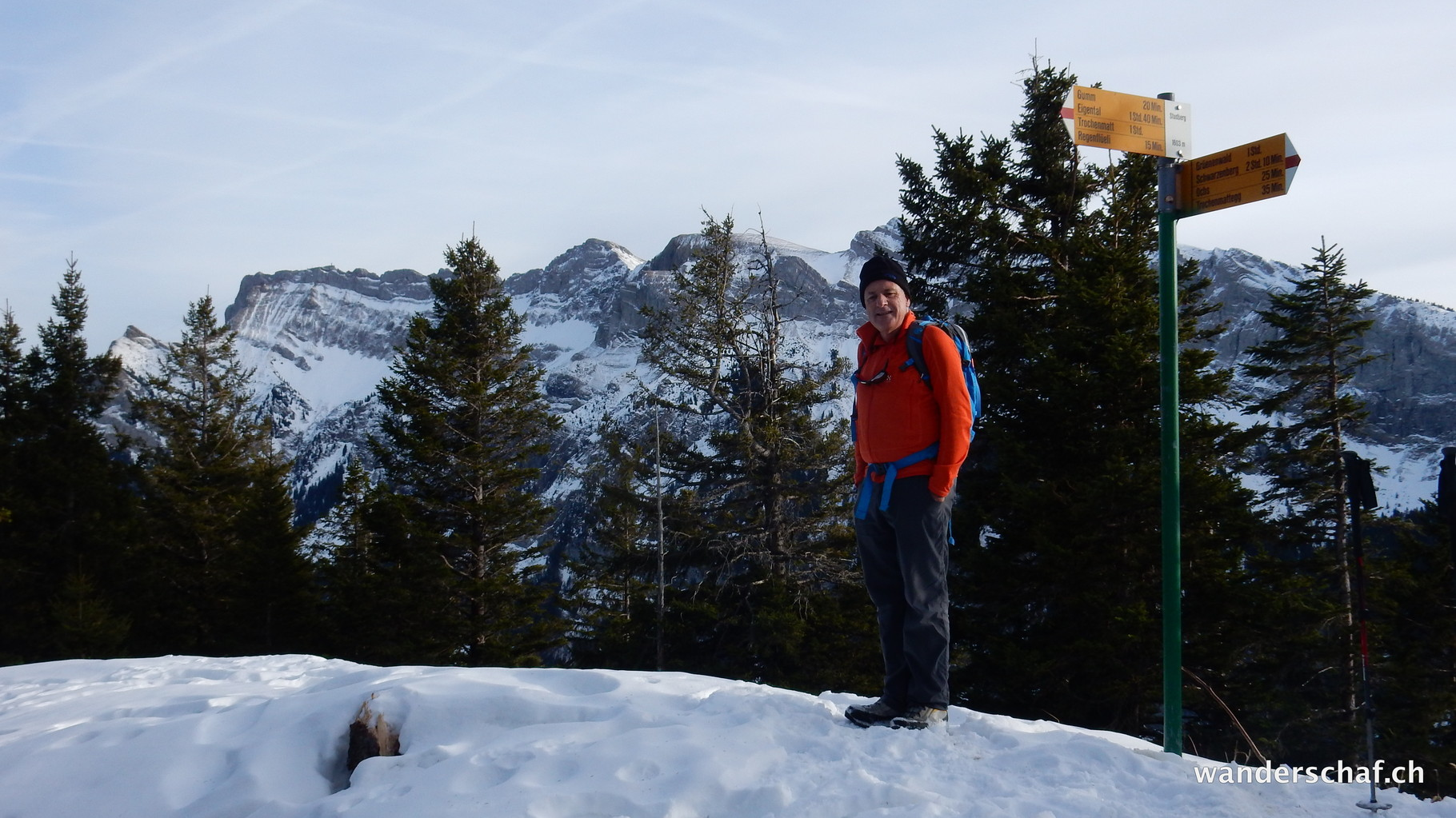 auf dem Studberg 1'603m