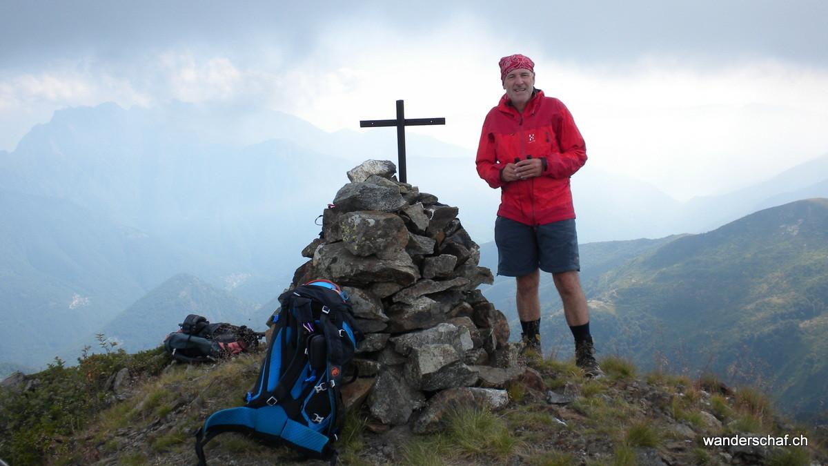 auf dem Monte Torrione