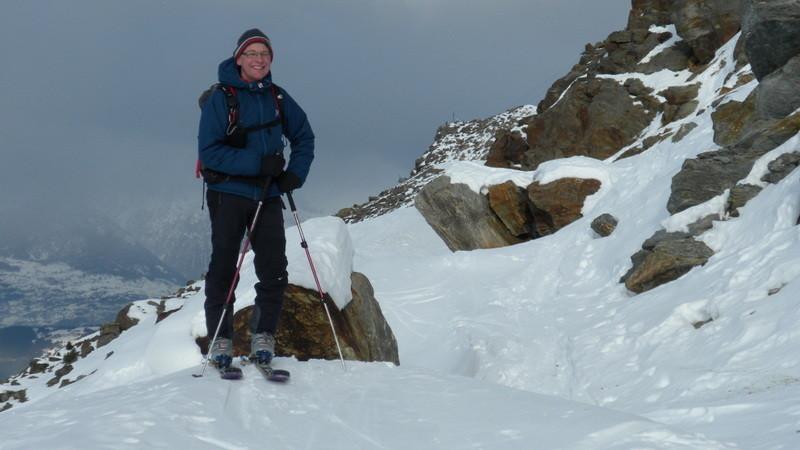 Sunne und doch noch ein Gipfelerfolg, das macht Freude!