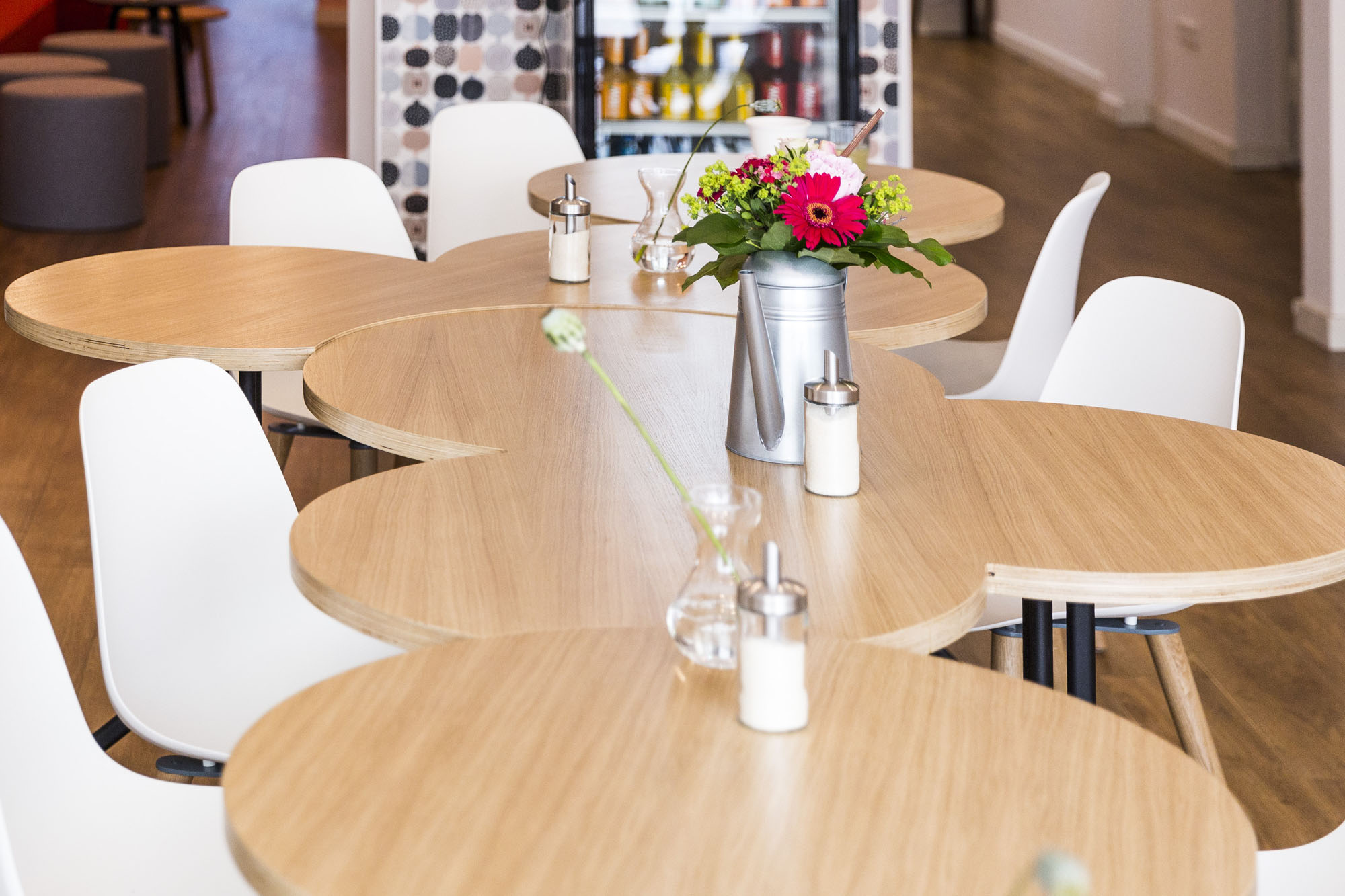 Café Malu | raumkontor | Foto © Daniel Lanzrath