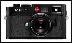 ライカ(Leica)M8デジタル ブラック