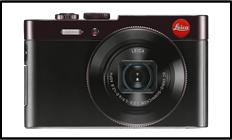 ライカ(Leica)C ダークレッド