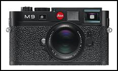 ライカ(Leica)M9デジタル ブラック