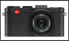 ライカ(Leica)X2デジタル ブラック