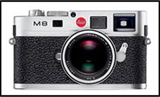 ライカ(Leica)M8.2デジタル シルバー