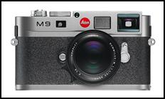 ライカ(Leica)M9デジタル シルバー