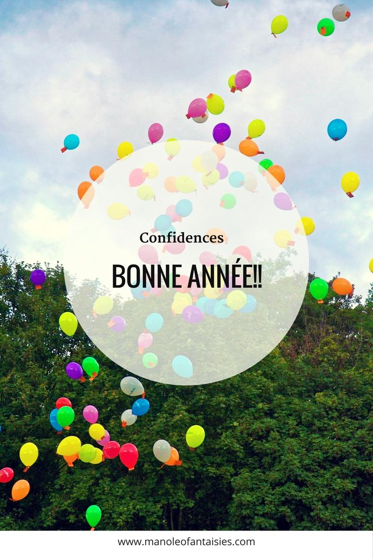 Bonne année 2018, blog manoleo fantaisies confidences blog manoleo fantaisies bijoux