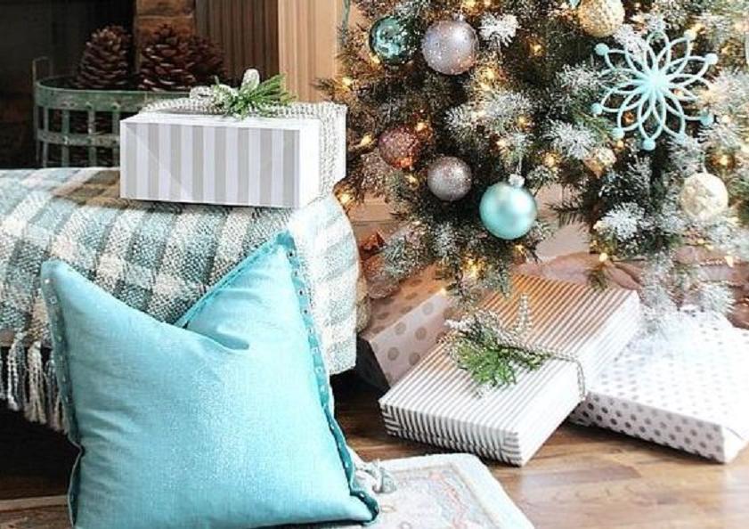 La magie de Noel les cadeaux