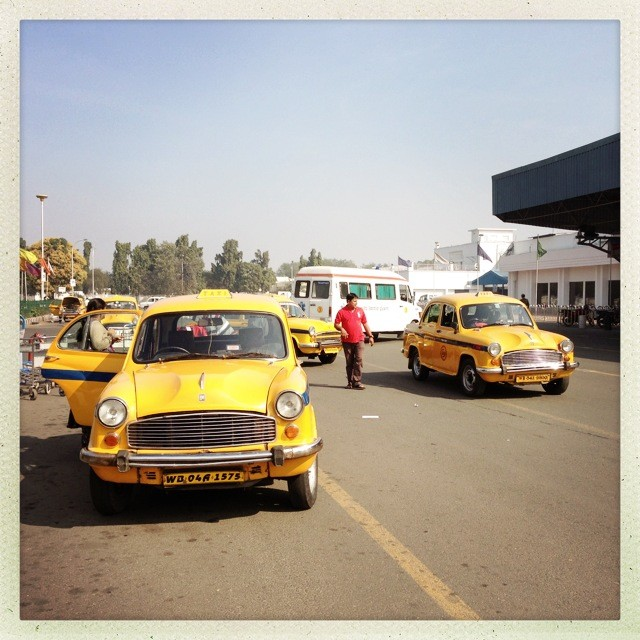 Straßenbild Kolkata