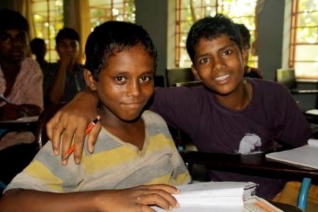 Schule im Ashalayam