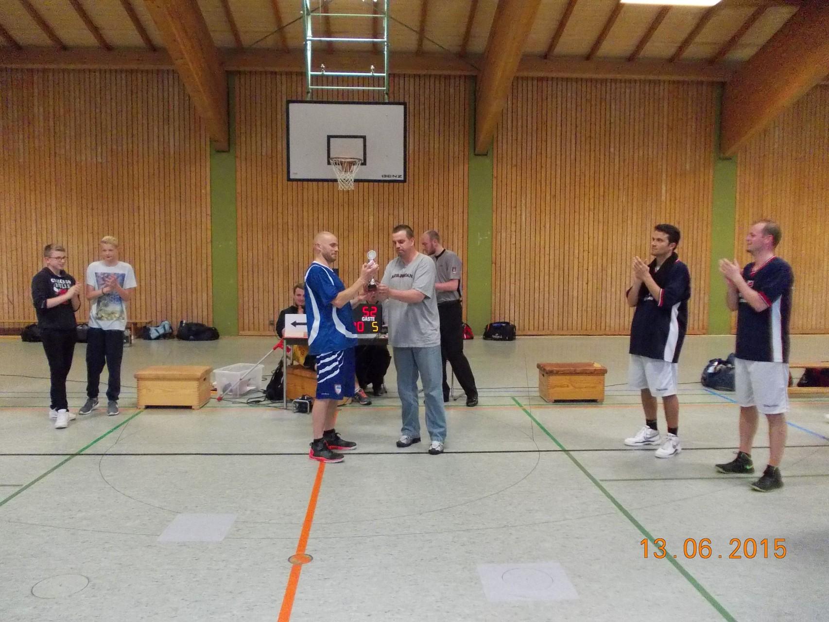 Der Pokalsieger: BSG (SFL/OSC) Bremerhaven