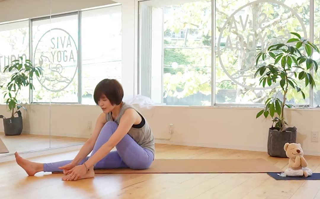 「食べる瞑想」と脚を労わってもみほぐす筋膜リリース