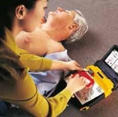 Bild: AED Beispiel Anwendung