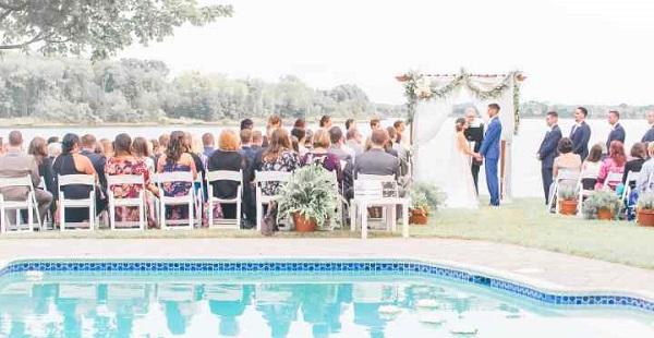 結婚式の会場キャパシティに上限がある