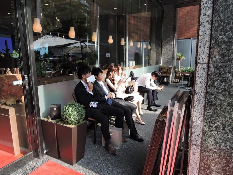 大阪本町での結婚式二次会