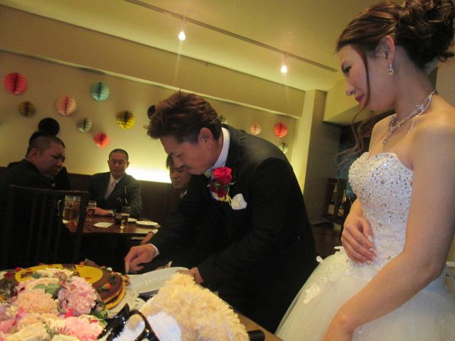 三宮で結婚式二次会