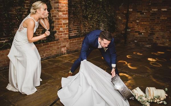 結婚式のトラブル予防