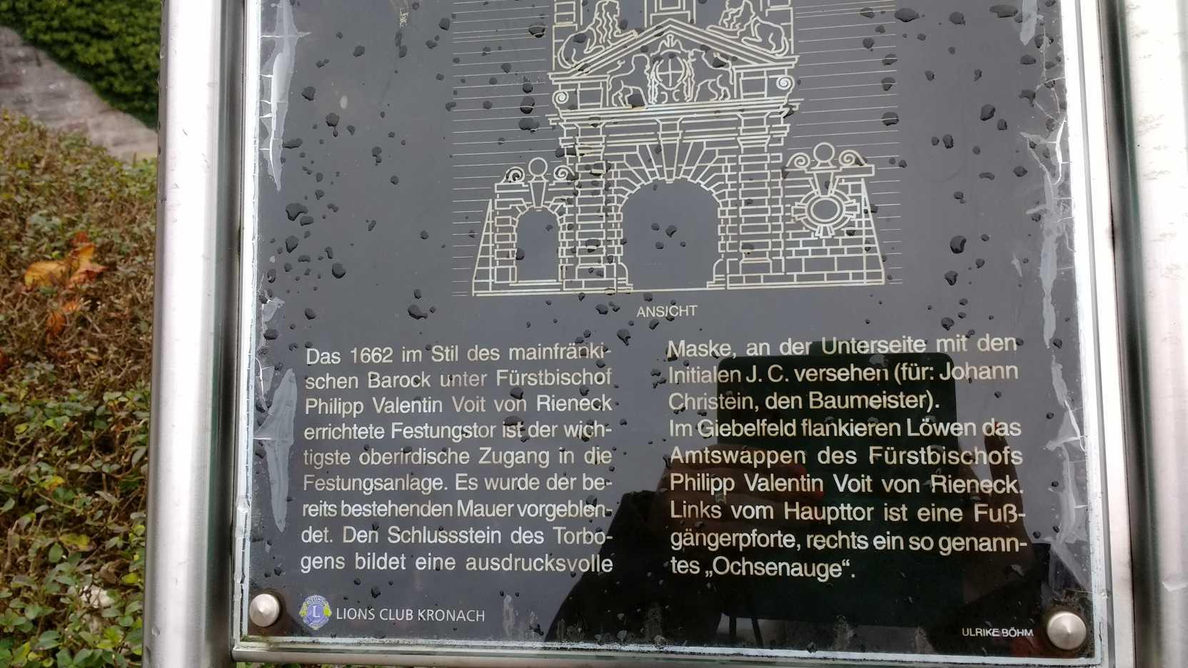 Kronach: Feste Rosenberg