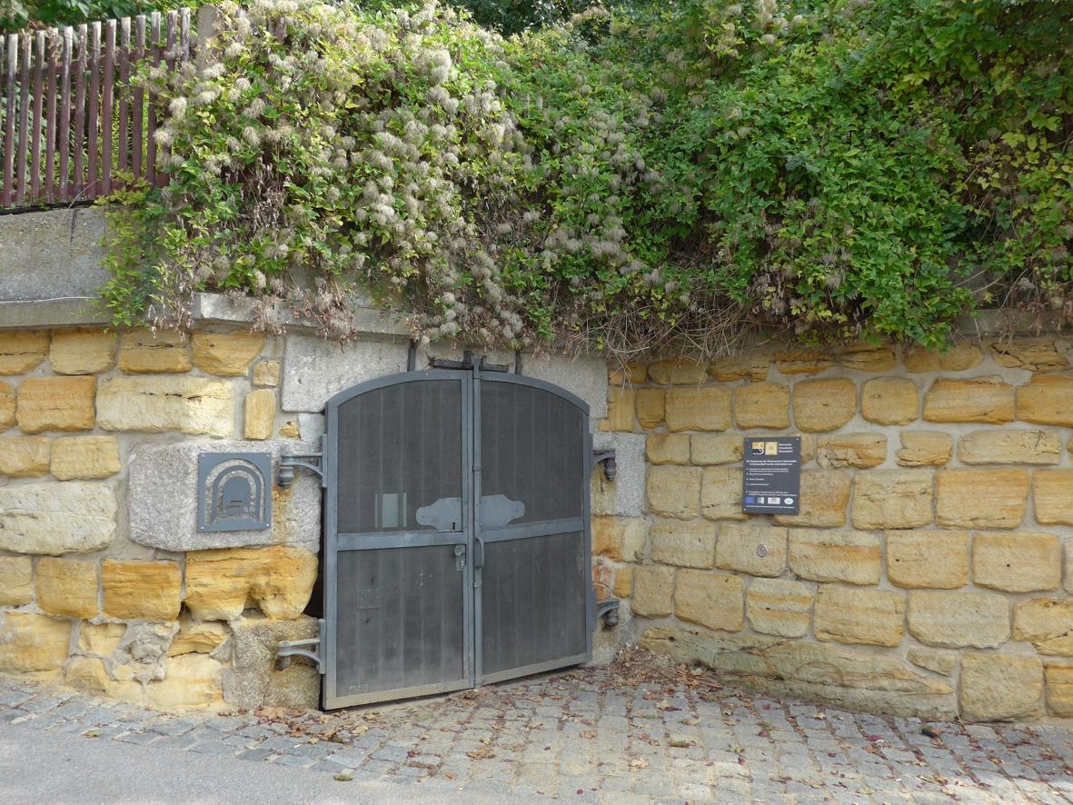 Feldenkeller-Eingang