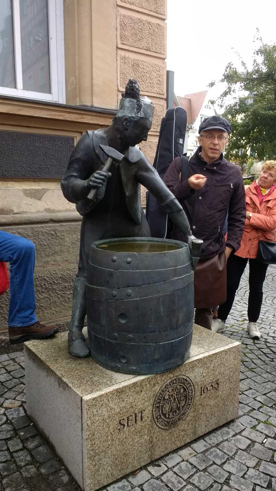 Stadtführung Kulmbach mit Schorsch