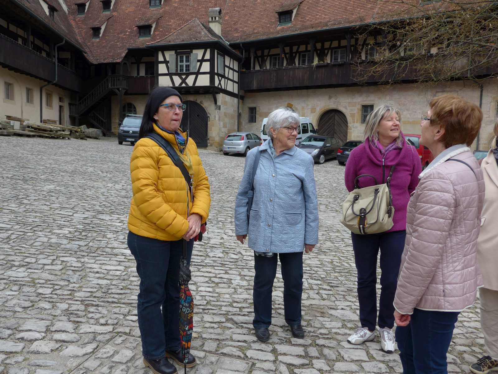 Bamberg Hofhaltung