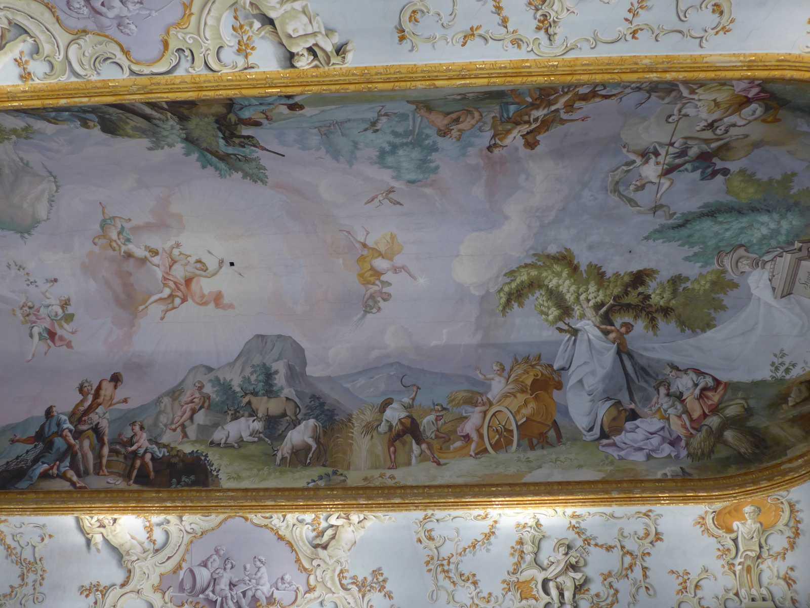 Raitenhaslach, Steinerner Saal