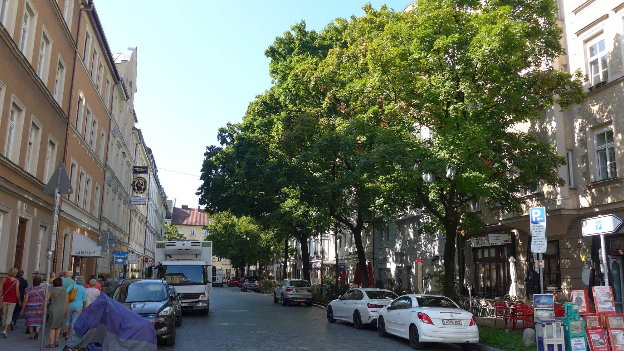 Occamstraße