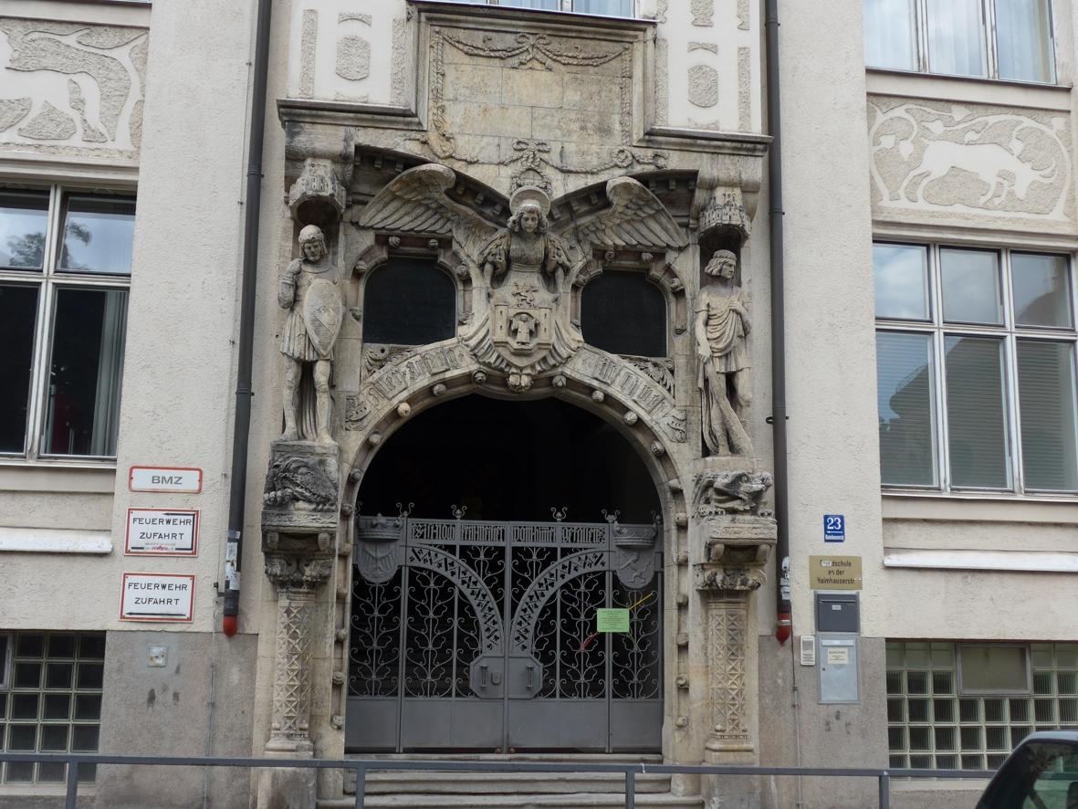 Grundschule an der Haimhauser Straße