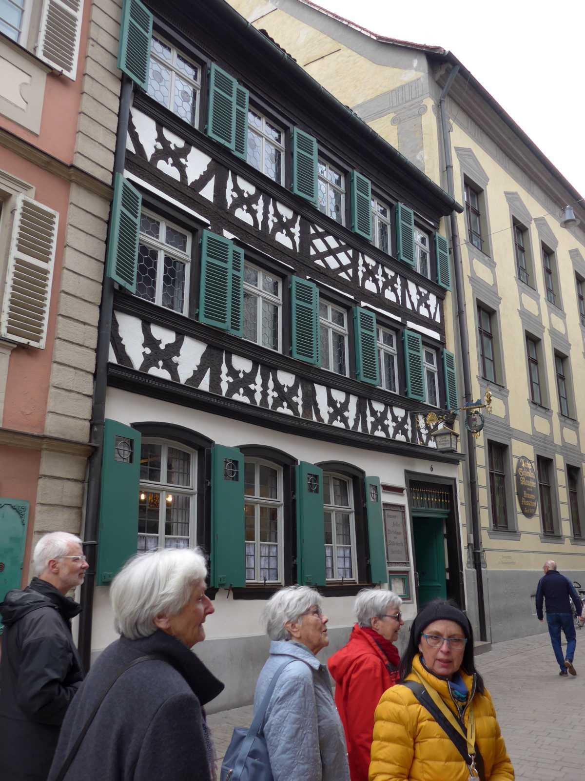 Bamberg Schlengala