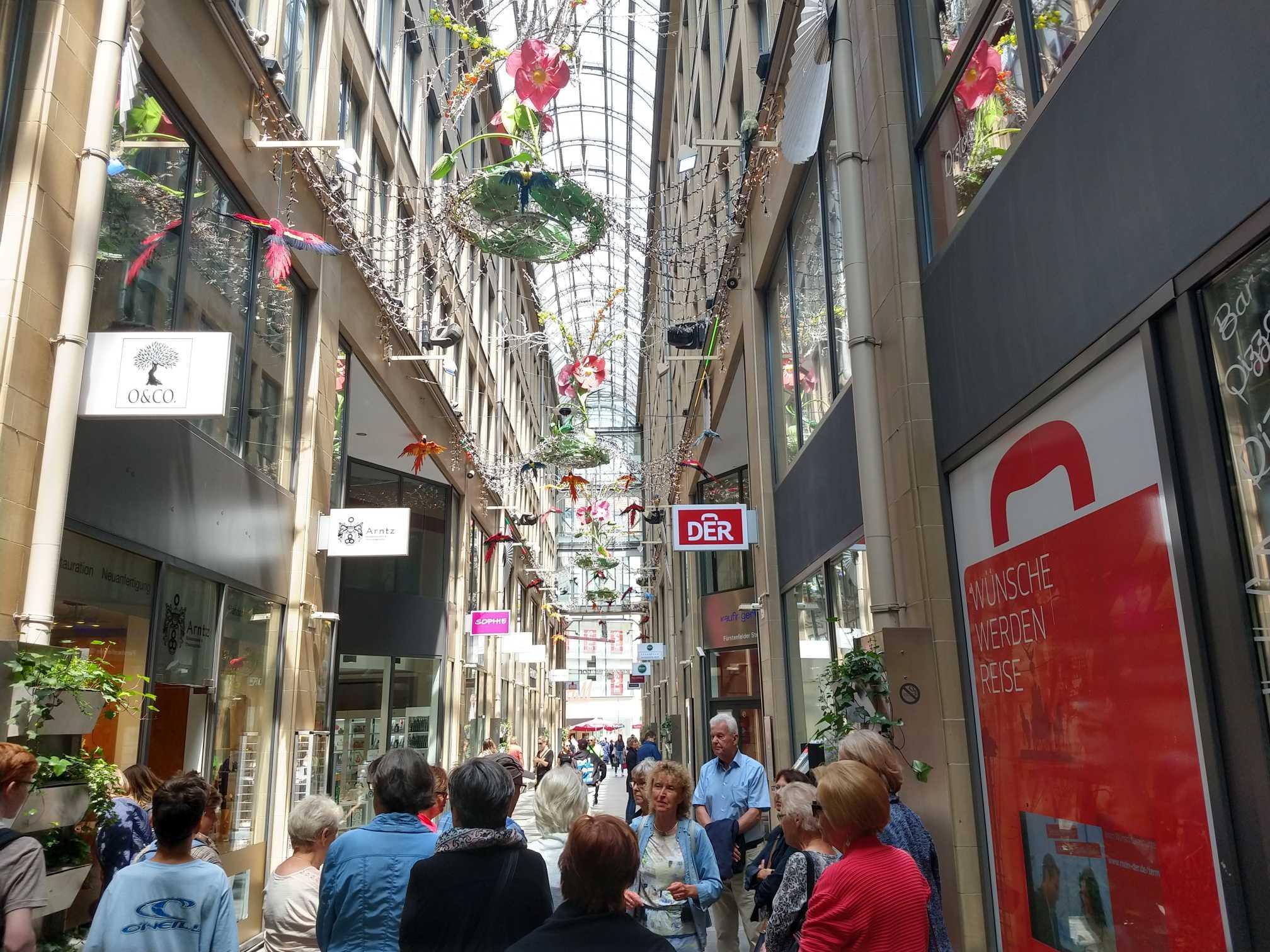 Hofstatt Passage