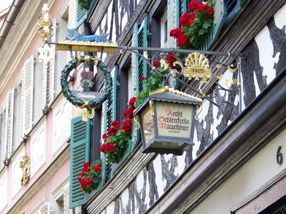 Schlenkerla in Bamberg