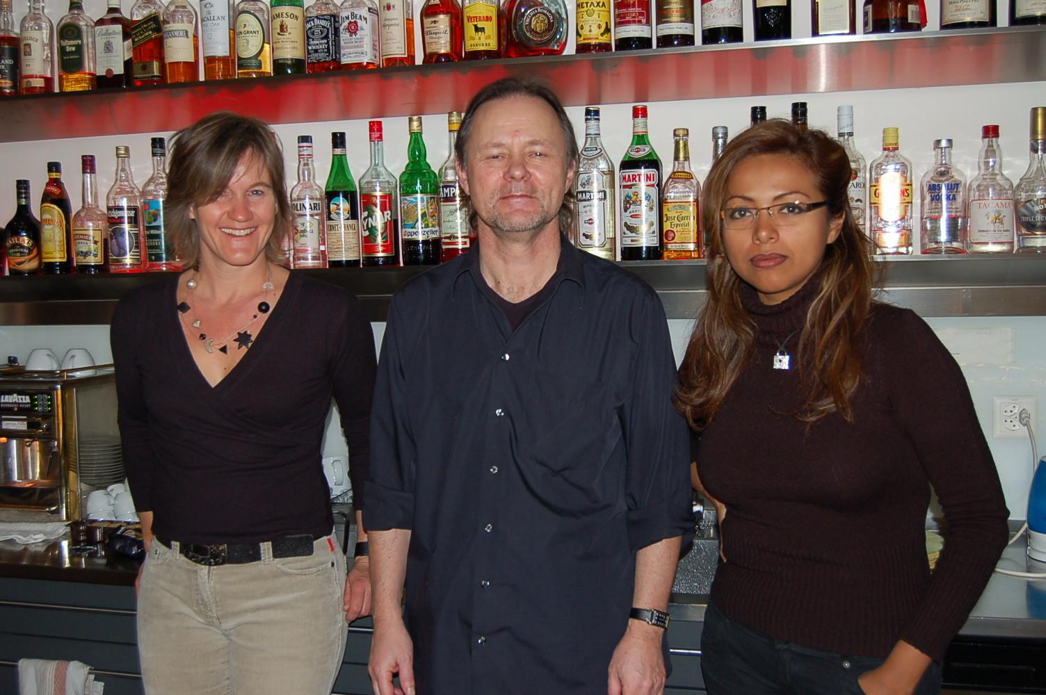 Janine, Stephan,Karina