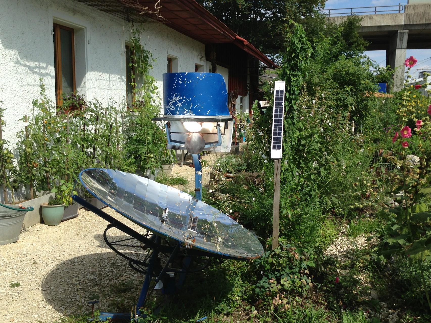Parabolspiegel Schinznach Bad