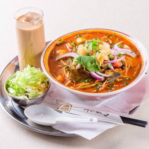 ランチ タイ料理セット