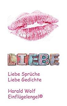 """Buch """"Liebe"""" von Einflügelengel.de"""