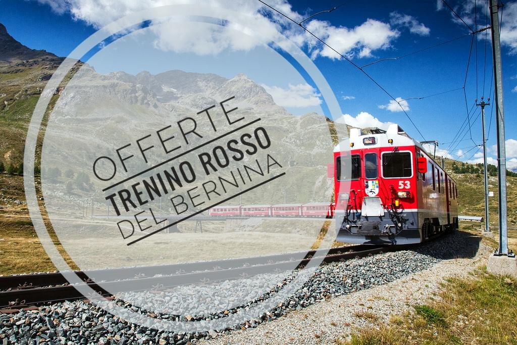 Offerta Trenino Rosso, giugno 2021