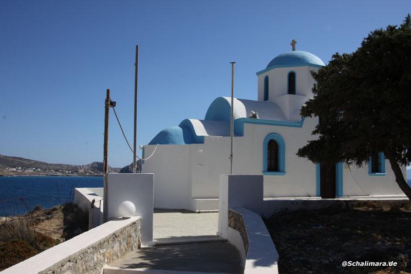 Die Kapelle des heiligen Nikolaus