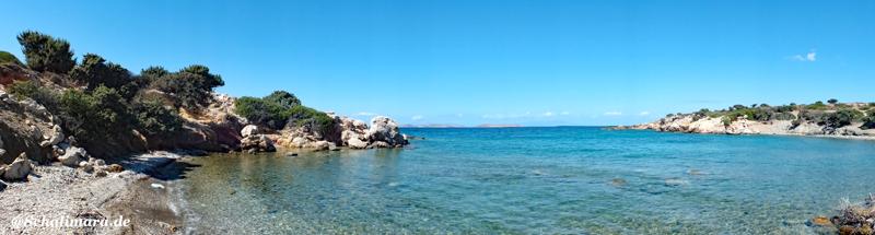 Am Mersini Strand