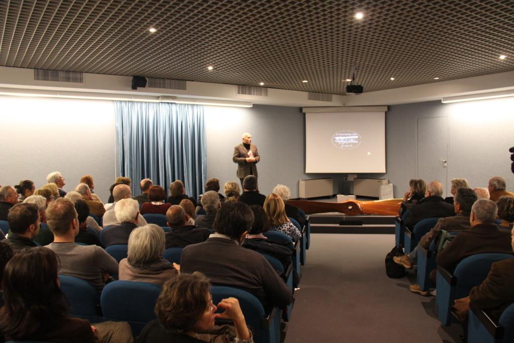 Assessore alla Cultura della Provincia Autonoma di Trento, Franco Panizza