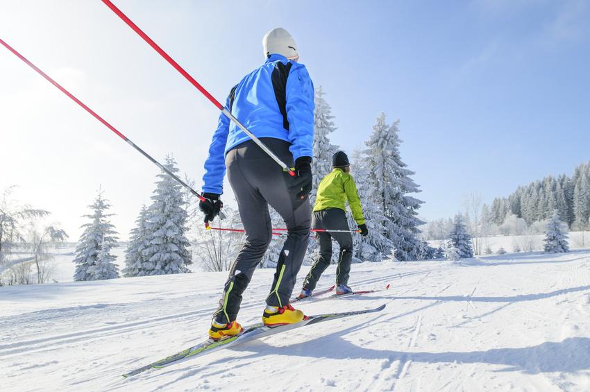 Aktiv im Winter: Langlauf, Skifahren, Schneeschuhwanderungen, Skitouren, und und und