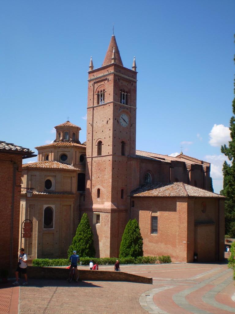 Abazzia di Monte Oliveto