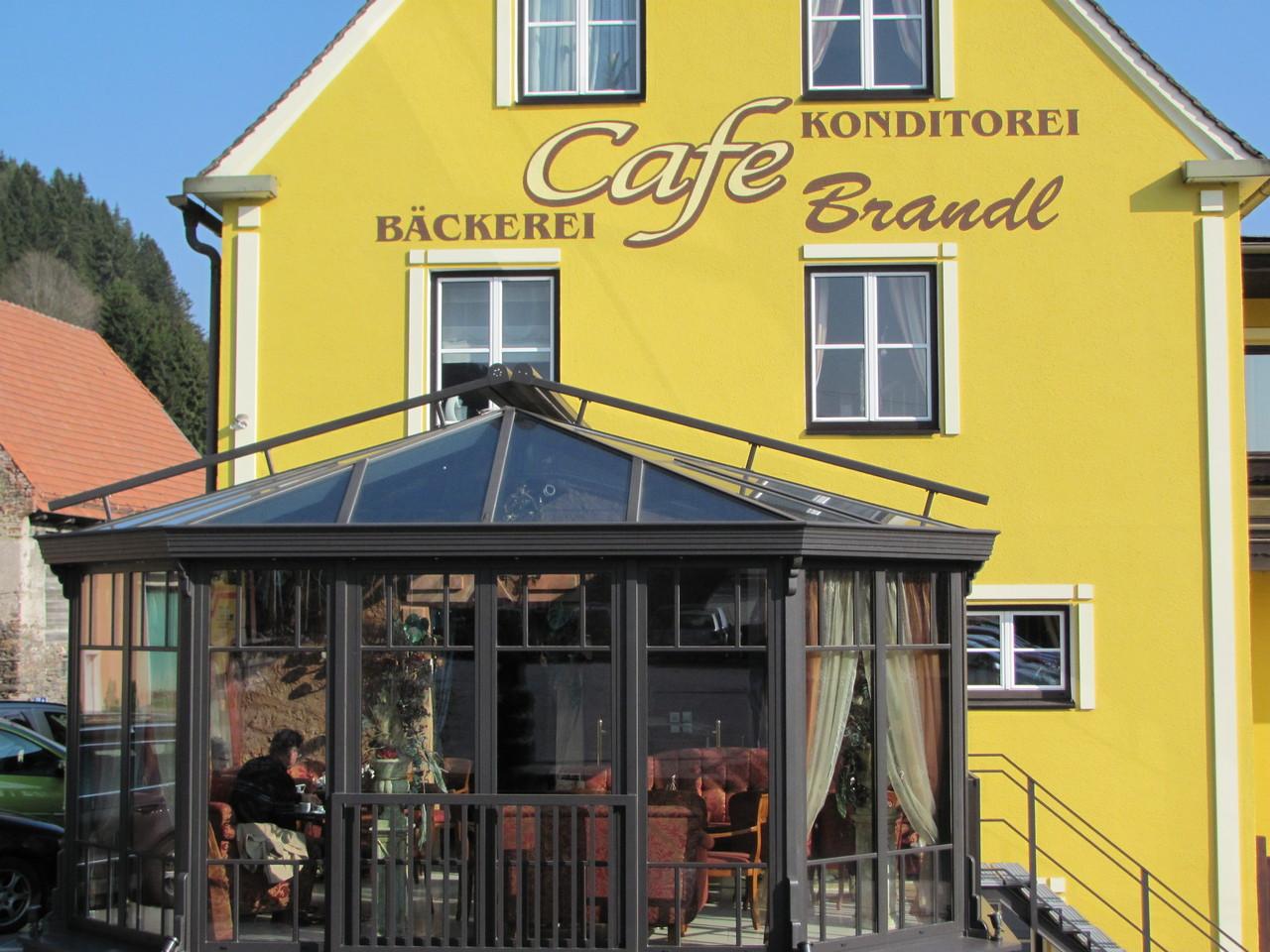 Cafe Brandl Möderbrugg