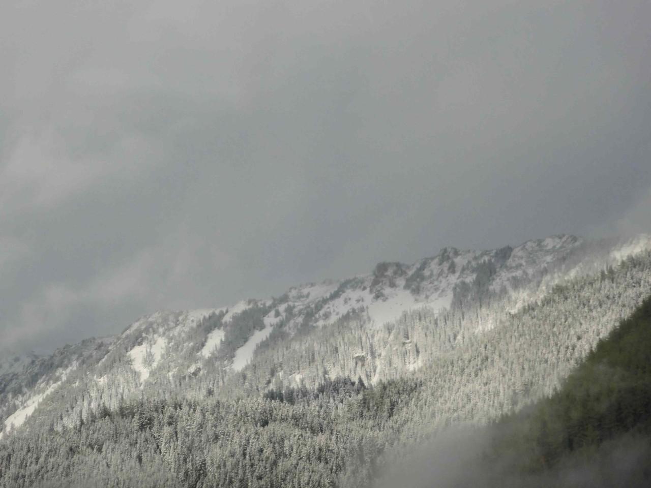 Wintereinbruch Anfang Oktober