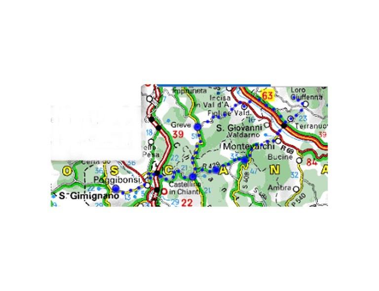 Chianti - San Gimignano