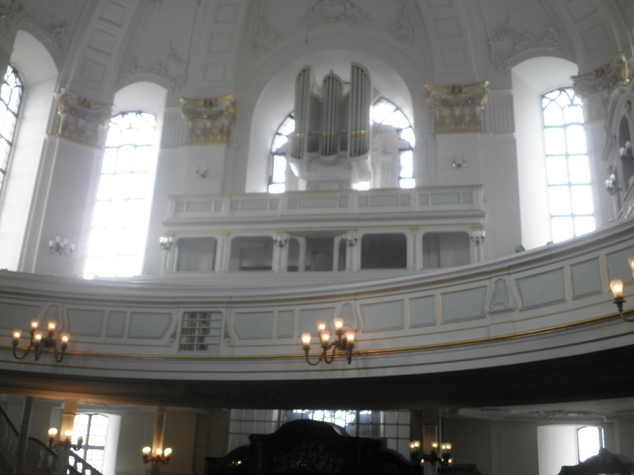 Der Michel - Michaeliskirche