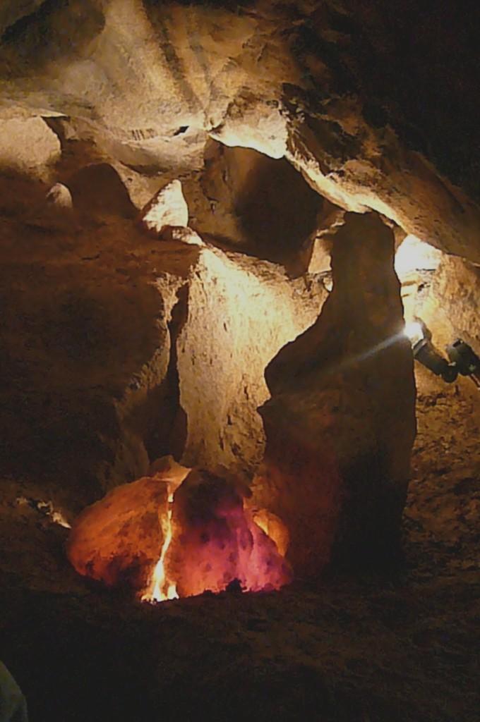 Höhle von Chynov