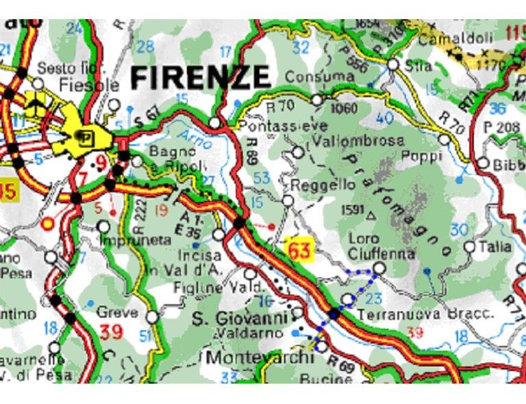 nach Florenz