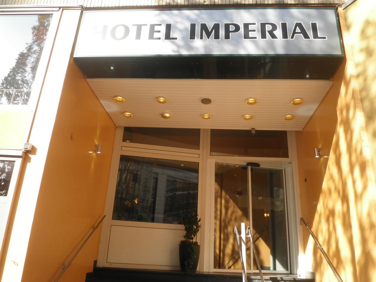 Hotel Imperial an der Reeperbahn