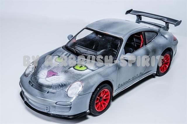 Porsche Modell - 03/2014 - Modellauto